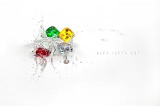 - Alea iacta est -