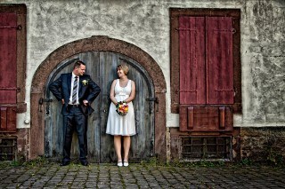 - Wedding -